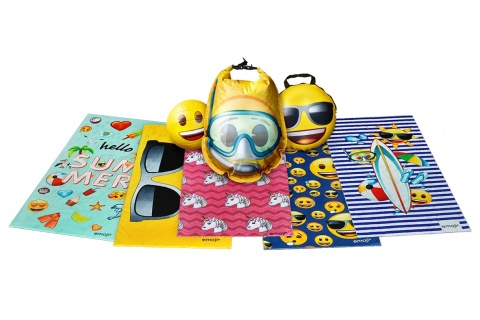 Coop Promotion Emoji-Summer Merchandise