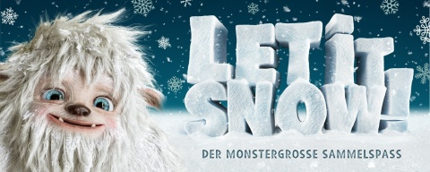 Coop Promotion Let it Snow