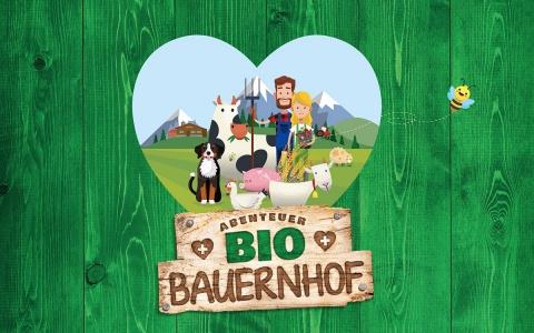 Das grosse Abenteuer auf dem Bio-Bauernhof von Coop