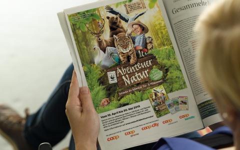 Unsere tierischen Freunde begegnen uns in der Tagespresse.