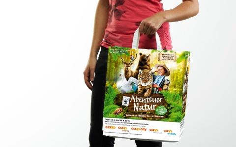 Kooperation mit WWF Schweiz: Nur wer die Natur kennt, kann zu ihr Sorge tragen.