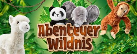 Coop Sammelpromotion Abenteuer Wildnis