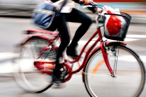 Fit & Quick: Das Fahrrad ist der gesündeste Weg nach Valencia.