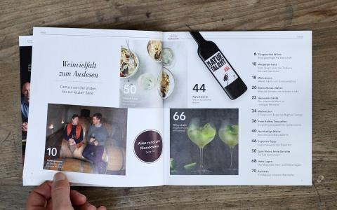Mondovino Weinberater 2020 von Coop