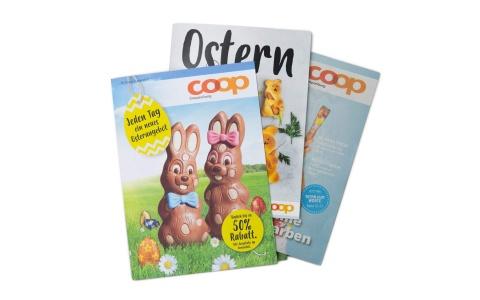 Coop Ostern 2019 Kampagne