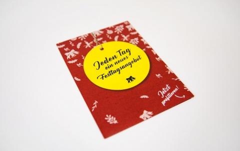 Coop Weihnachtskampagne Adventskalender