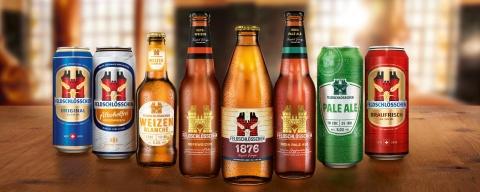 Schlossbox Auswahl der besten Biere von Feldschlösschen