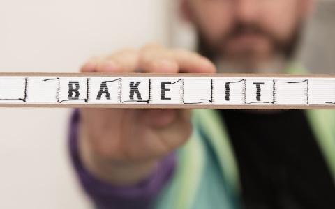 Nach dem FOOBY Kochbuch folgt nun «Bake it». Das Backbuch.