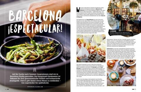 Foodscouting in Barcelona