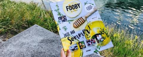 Das FOOBY-Magazin Nr.2 von Valencia