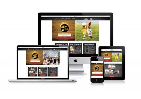 Sommerliche Online-Promo von Valencia und cab für Feldschlösschen