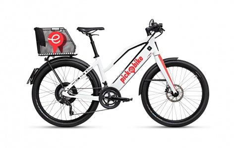 250 E-Bikes sind im Verkehr