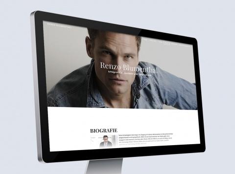 Die eigene Website, ganz einfach selbst gebaut mit Webland