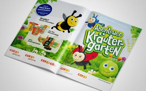 Coop Abenteuer Kraeutergarten