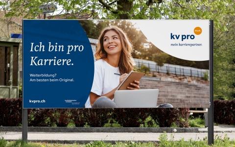Imagekampagne für KV Pro