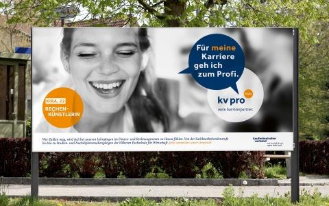 Produktkampagne KV Pro