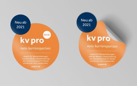Der neue Brand KV Pro für die Region Nordwestschweiz