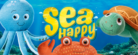 Coop Sammelpromotion Sea Happy Keyvisual von Valencia